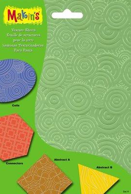 Texture Sheets Set H (Coils, Connectors & Abstracts)