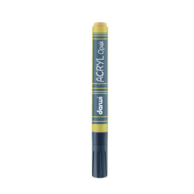 Acryl Opak Marker 3mm Gold
