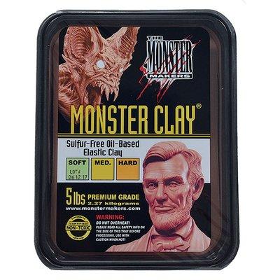 Monster Clay Medium Grade [2,27 Kg]