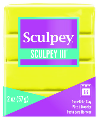 Sculpey III -- Lemonade
