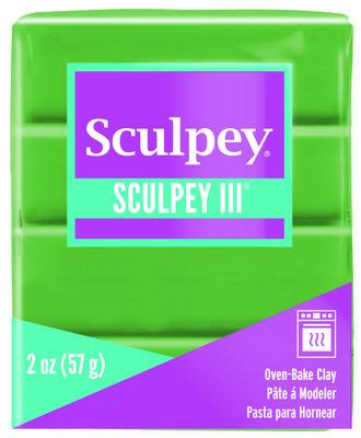 Sculpey III -- String Bean
