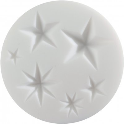 Silecon mould Stars