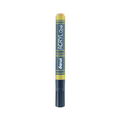 Acryl Opak Marker 3mm Gold