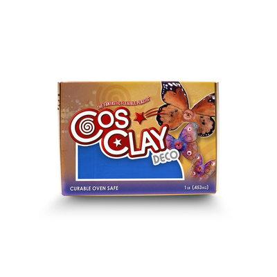 Cosclay Deco Blue