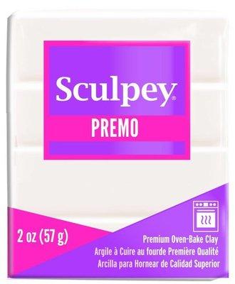 Sculpey Premo -- White Translucent