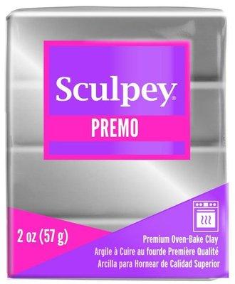 Sculpey Premo -- Silver