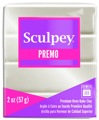 Sculpey Premo -- Pearl