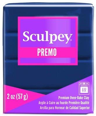 Sculpey Premo -- Navy