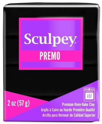 Sculpey Premo -- Black