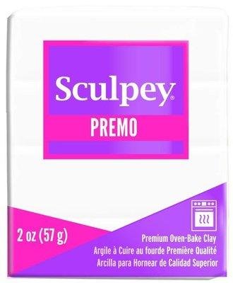 Sculpey Premo -- White