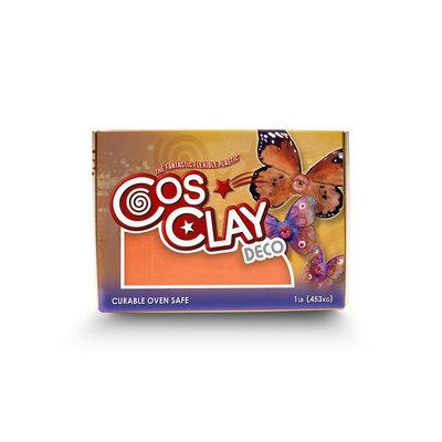 Cosclay Deco Orange [Case 6 pcs]