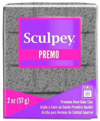Sculpey Premo -- Gray Granite