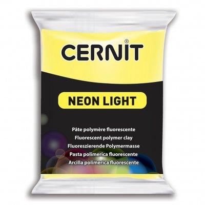 Cernit Neon Light, 56gr - Yellow 700