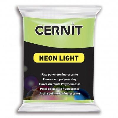 Cernit Neon Light, 56gr - Green 600