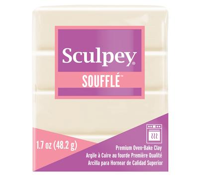 Sculpey Soufflé -- Ivory