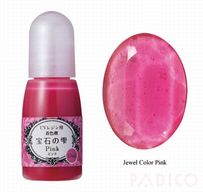 Jewel Color Pink