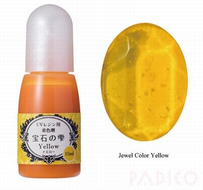 Jewel Color Yellow