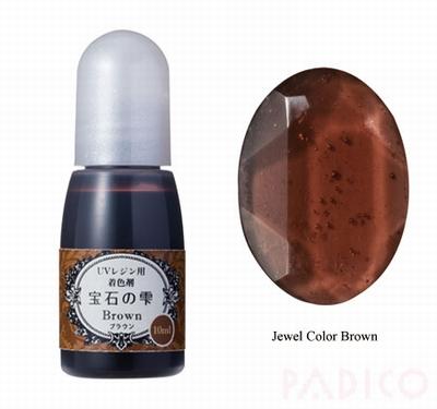 Jewel Color Brown