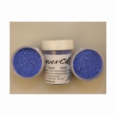 Pavercolor   30 ml. Violet