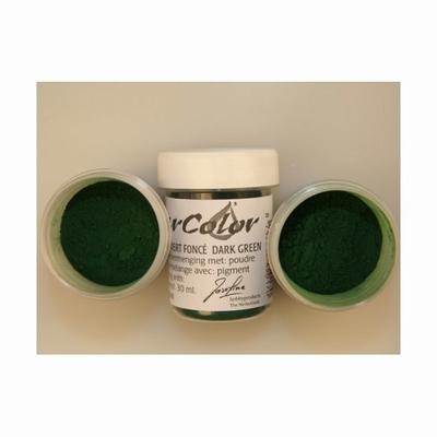 Pavercolor   30 ml. Donkergroen