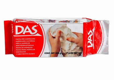 Das clay , white 150 g
