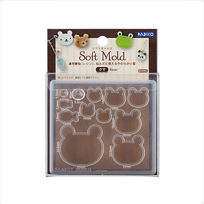 Soft Mold Bear