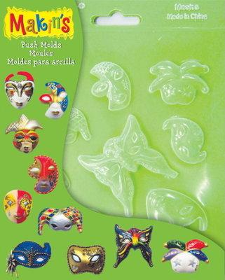 Pushmold Masks