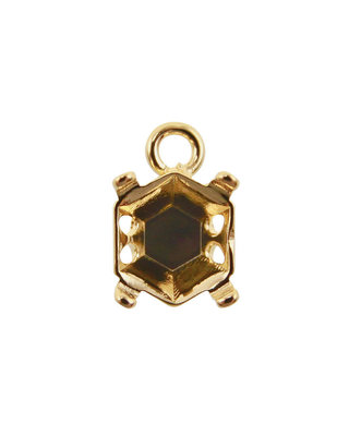 Setting for Jewel Mold Mini Hexagon B