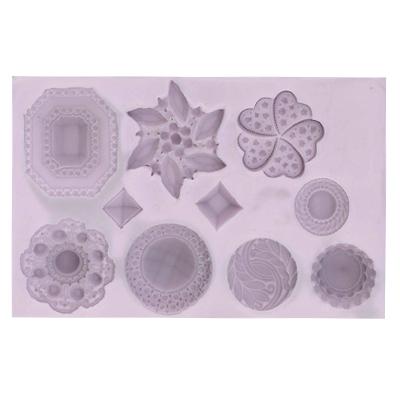 Cernit mold Diamonds