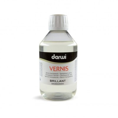 Darwi Varnish Glossy 250 ml