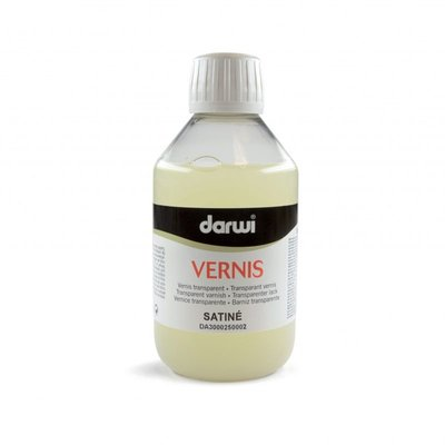 Darwi Varnish Satin-finished 250 ml