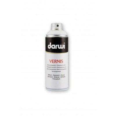 Darwi Varnish Glossy 400 ml Spray