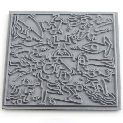Cernit Texture Mat Sports