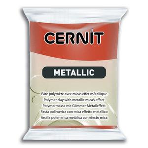 Cernit Metallic, 56gr - Bronze 058