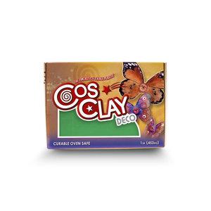 Cosclay Deco Green [Case 6 pcs]