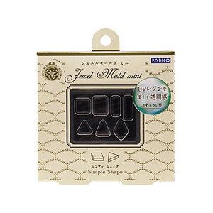 Jewel Mold Mini Simple Shape